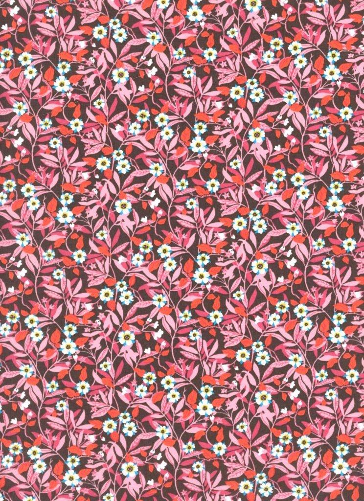 Brighton Blossom B - Liberty Tana Lawn SS19 - English Eccentrics - Liberty of London