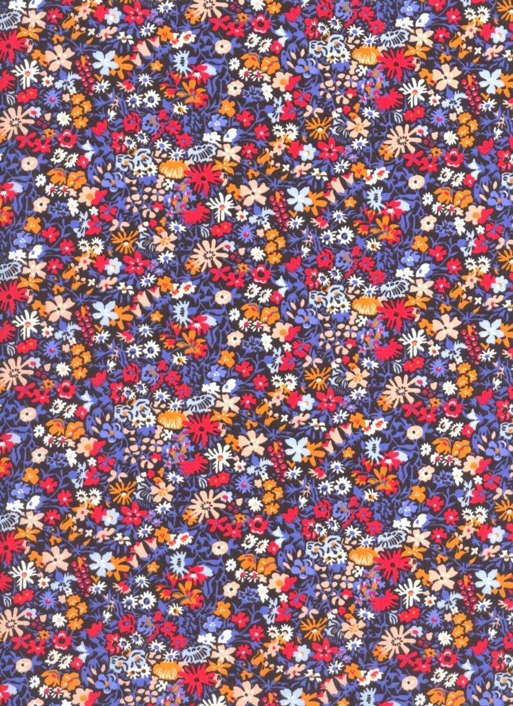 Floral Affair A - Liberty Tana Lawn SS19 - English Eccentrics - Liberty of London