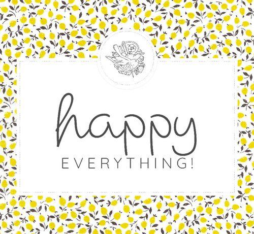 Happy Everything Gift Voucher