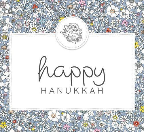 Happy Hanukkah Gift Voucher