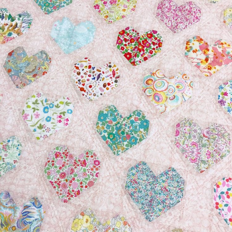 Love Liberty Quilt Kit