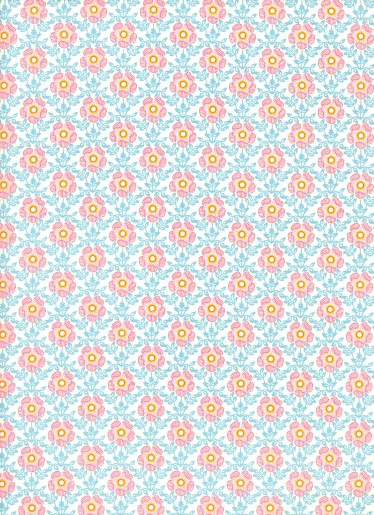 Royal Rose A - Liberty Tana Lawn SS19 - English Eccentrics - Liberty of London