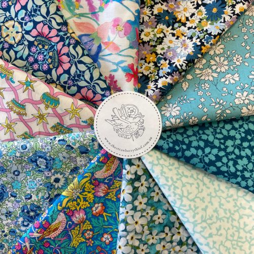 Lucky Dip – Teal/Turquoise Bundle