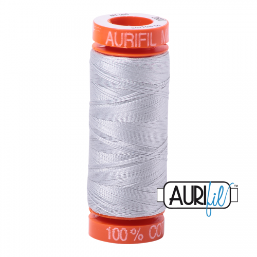 Aurifil Thread 50wt – 2600 Dove