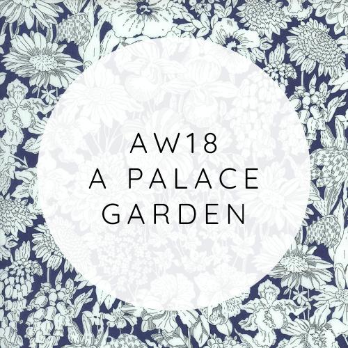 AW18 - A Palace Garden