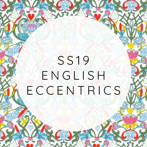 SS19 English Eccentrics
