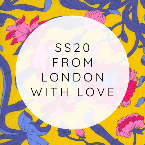 SS20 - From London with Love