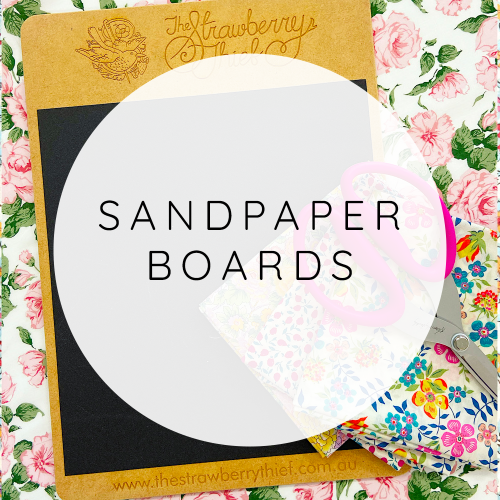 Sandpaper Boards