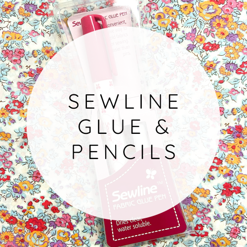 Sewline Glue and Pencils