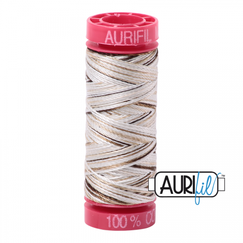 Aurifil Thread 12wt – 4667 Nutty Nougat