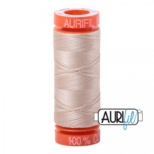 Aurifil Thread 50wt – 2312 Ermine