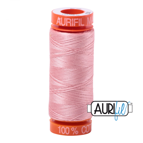 Aurifil Thread 50wt – 2437 Light Peony