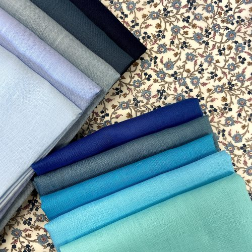 Linen Bundle – Cloudy