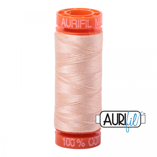 Aurifil Thread 50wt – 2205 Apricot