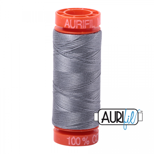 Aurifil Thread 50wt – 2605 Grey