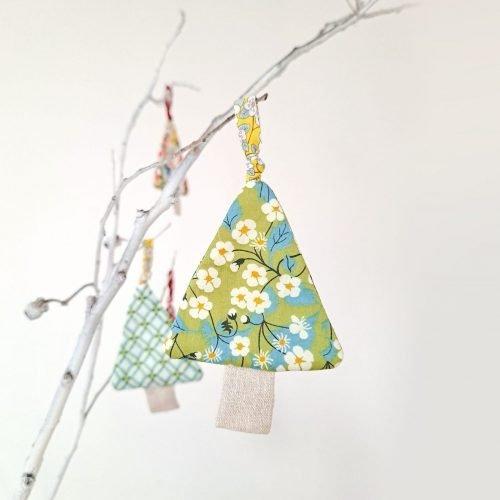 Mini Tree Ornament tutorial