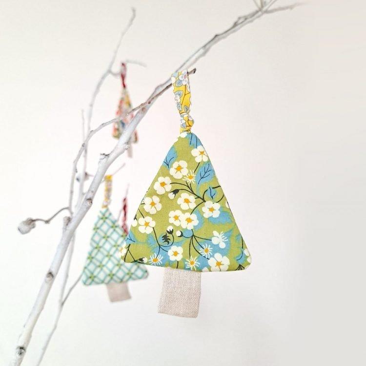 Mini Tree Ornament
