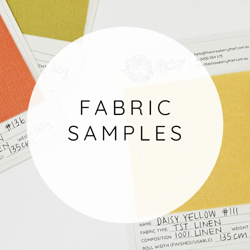 Fabric Sample Cards