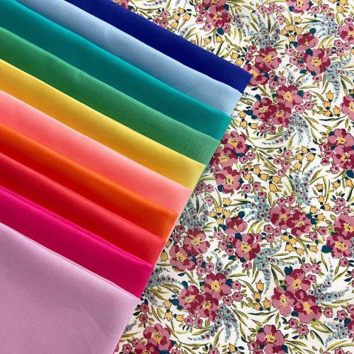 Rainbow Solids Bundle