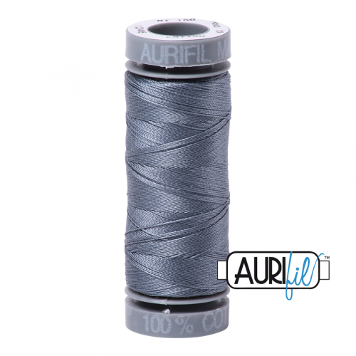 Aurifil Thread 28wt – 1246 Dark Grey