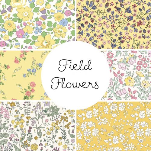 Organic Bundle – Field Flowers *PRE-ORDER*