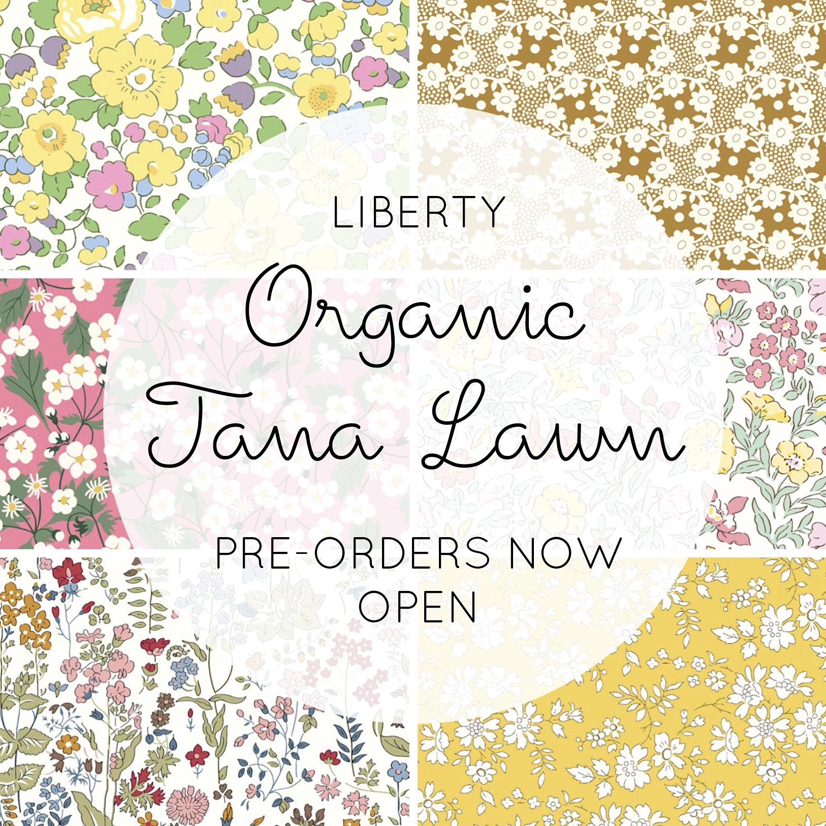Organic Collection - Coming Soon!