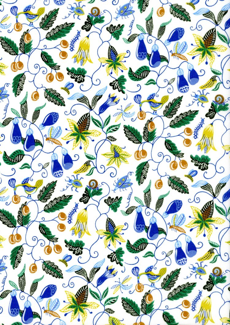 Jitter Bug A - Liberty Tana Lawn - SS21 Atlas of Dreams Collection