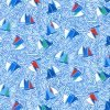 Sail Away B - Liberty Tana Lawn - SS21 Atlas of Dreams Collection