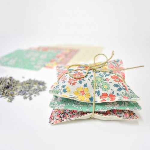 Liberty + Linen Lavender Bag Kit