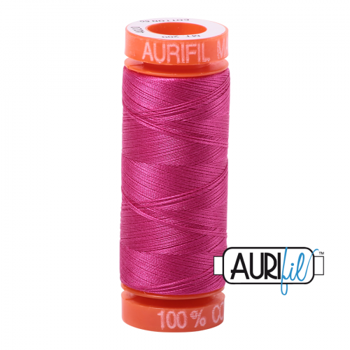 Aurifil Thread 50wt – 4020 Fuchsia