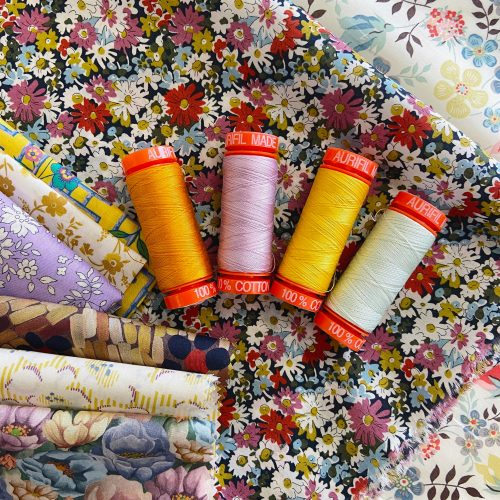 Aurifil Thread Bundle – March