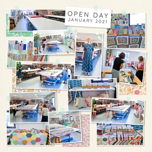 Open Day – January 2021