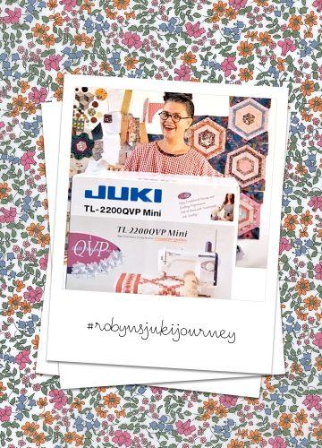Juki Brand Ambassador