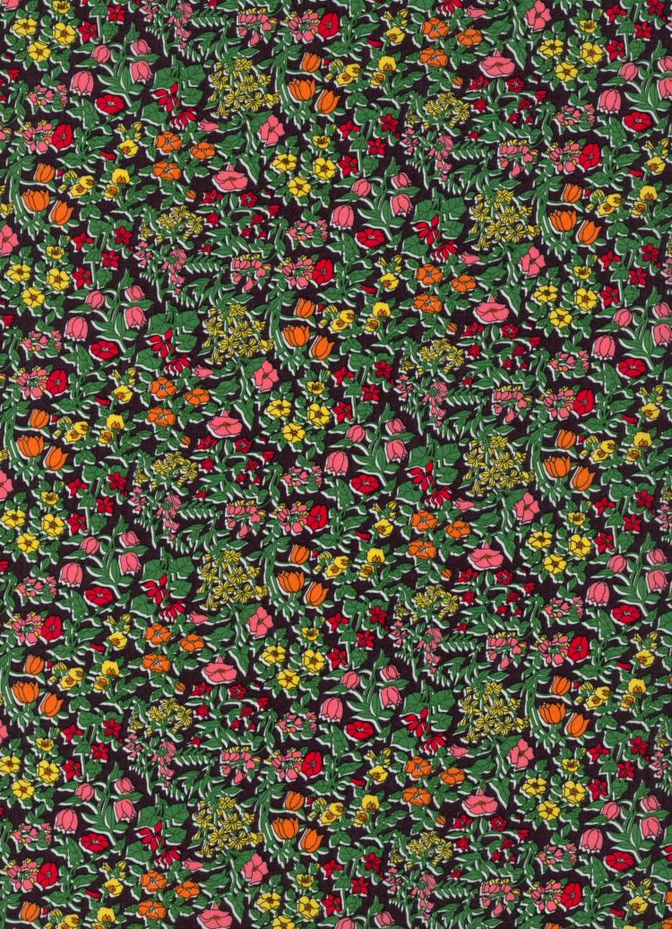 Alicia Bell C - AW21 The New Collectables Collection - Liberty Fabrics Tana Lawn