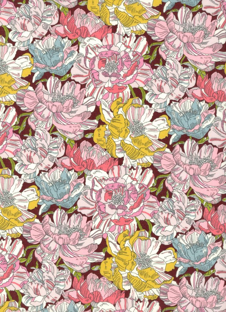 Blackburn A - AW21 The New Collectables Collection - Liberty Fabrics Tana Lawn