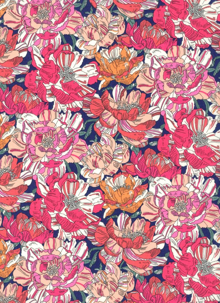 Blackburn C - AW21 The New Collectables Collection - Liberty Fabrics Tana Lawn