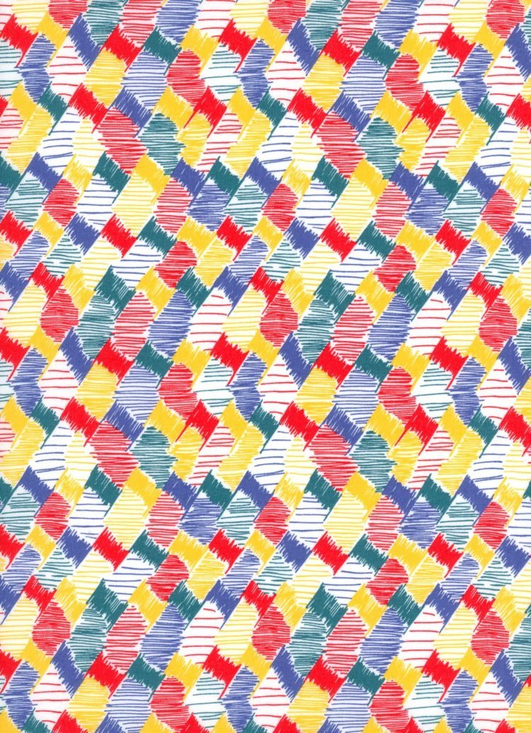 Crayon Check C - AW21 The New Collectables Collection - Liberty Fabrics Tana Lawn