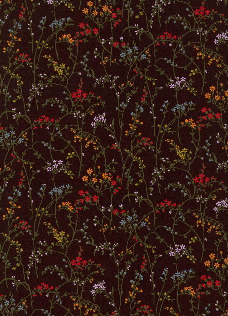 Erica A - AW21 The New Collectables Collection - Liberty Fabrics Tana Lawn