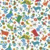 Folk Tails C - AW21 The New Collectables Collection - Liberty Fabrics Tana Lawn