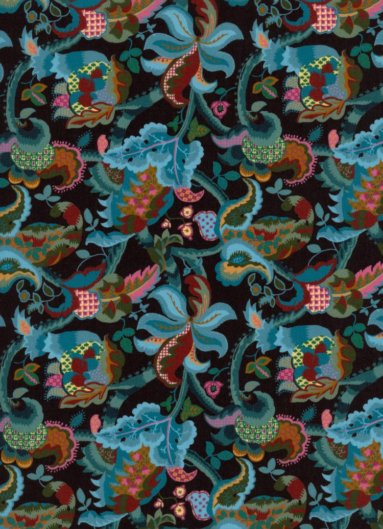 French Brocade A - AW21 The New Collectables Collection - Liberty Fabrics Tana Lawn