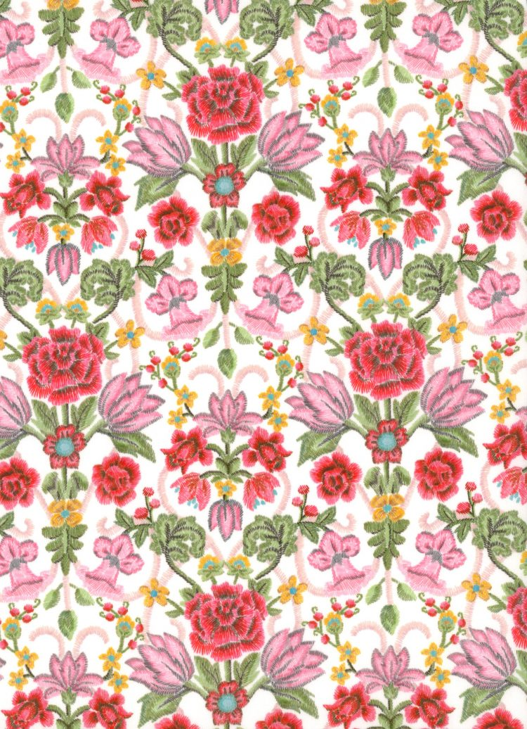 Lily Annabel A - AW21 The New Collectables Collection - Liberty Fabrics Tana Lawn