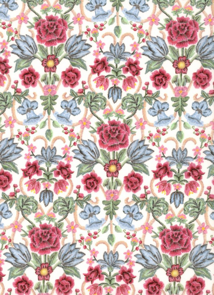 Lily Annabel C - AW21 The New Collectables Collection - Liberty Fabrics Tana Lawn