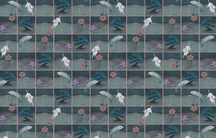 Nana D - From Japan With Love Collection - Liberty Fabrics Tana Lawn