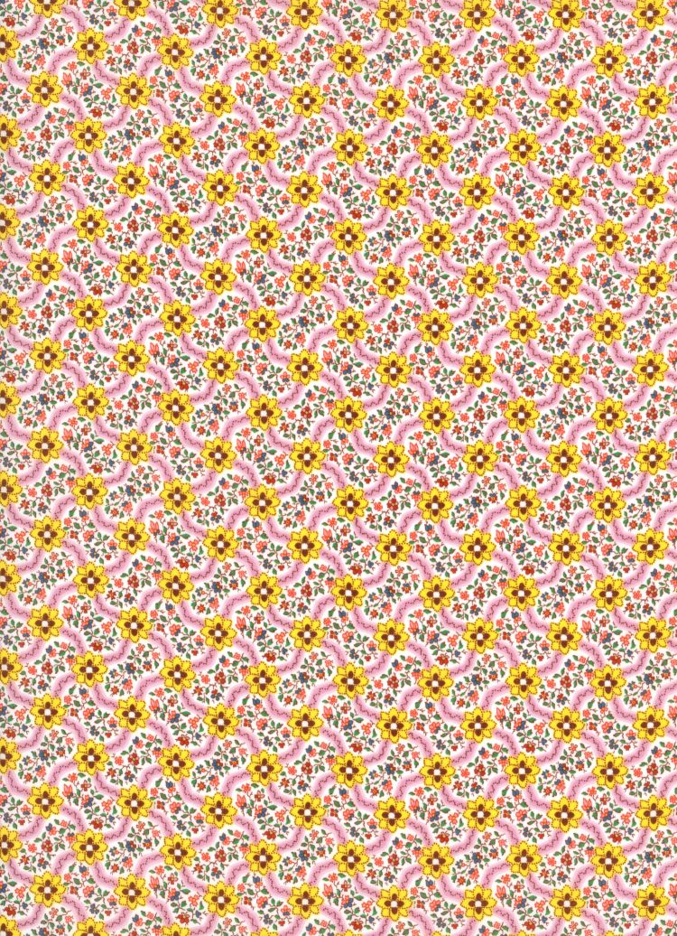 Parterre B - AW21 The New Collectables Collection - Liberty Fabrics Tana Lawn