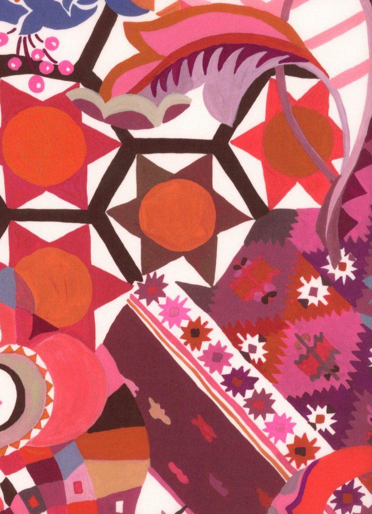 Studio Bohemia B - AW21 The New Collectables Collection - Liberty Fabrics Tana Lawn