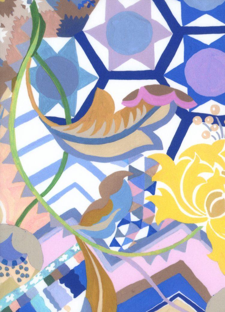 Studio Bohemia C - AW21 The New Collectables Collection - Liberty Fabrics Tana Lawn