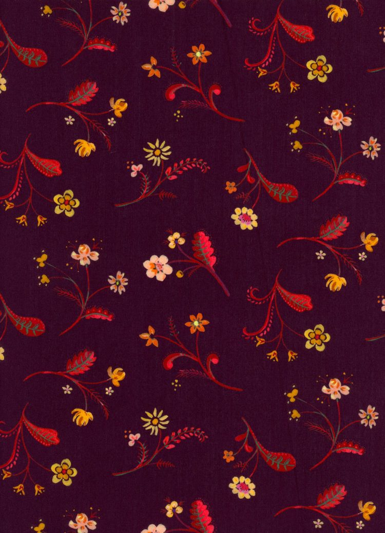 Swedish Meadow A - AW21 The New Collectables Collection - Liberty Fabrics Tana Lawn