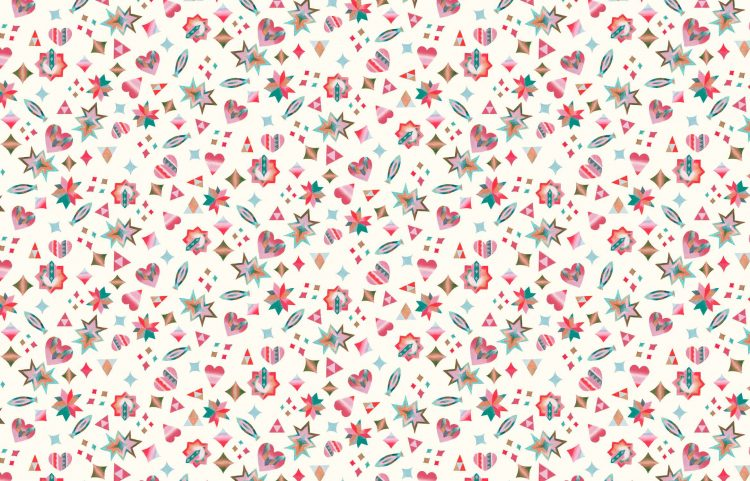 She's a MOYPUP C - From Japan With Love Collection - Liberty Fabrics Tana Lawn