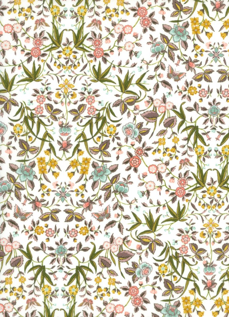 Tapestry A - AW21 The New Collectables Collection - Liberty Fabrics Tana Lawn