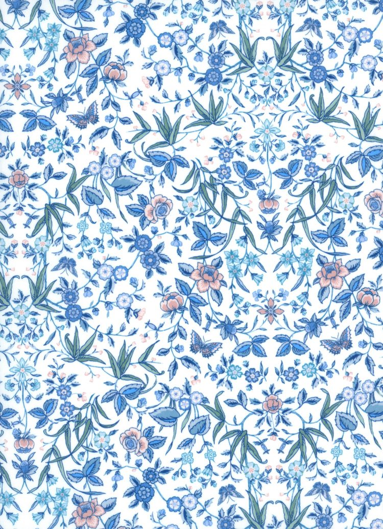 Tapestry B - AW21 The New Collectables Collection - Liberty Fabrics Tana Lawn